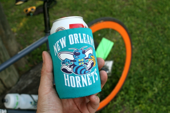 Collectible coozie.