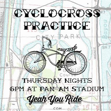 Cyclocross Practice