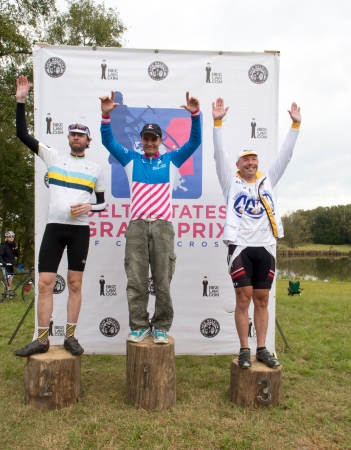 Masters Points Leaders: Rusty Bernard, Matt Kite, Ed Kendrick