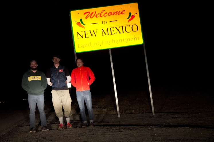 A billion hours later we got super enchanted. No extra terrestrial sightings. Side note: To all you sportsball fans, I sure as hell proudly wore that Oregon hoodie all across Texas.