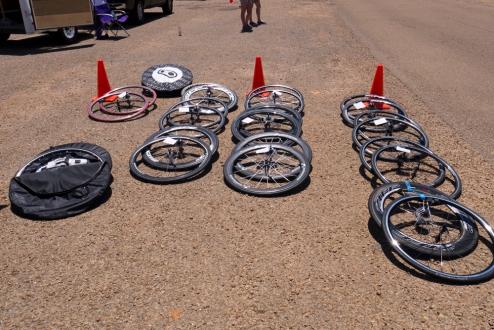Pit wheels