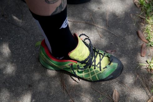 TMNT shoes.