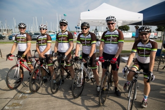 STCC crew before the Cat 5 race.