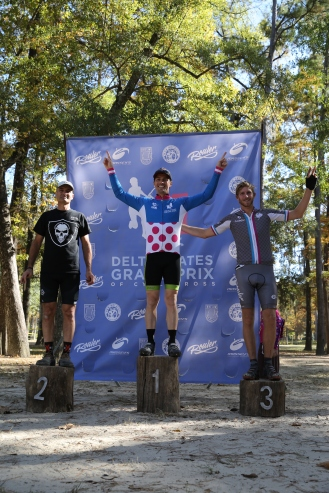 Single Speed Overall Podium