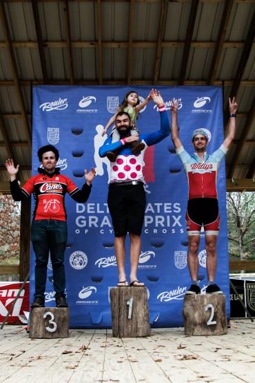 Cat 4/5 Overall: Nate Batts, Sullivan VanWay, Zach Byerly