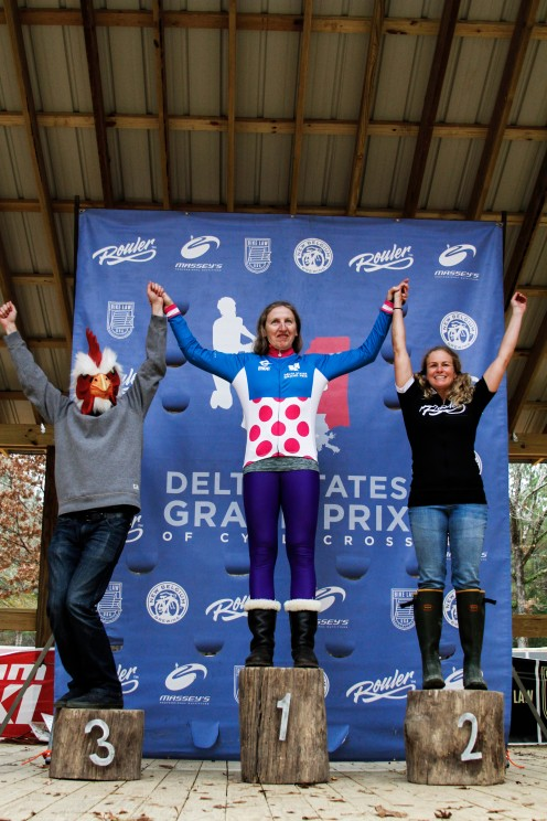 Women's Overall: Rosanne Simons, Kimberly Clements, !?!