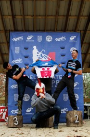 Masters Overall: Murat Celebi and Rusty Williford