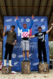 Cat 4 Overall: Richard Carman, Dustin Drewes, Skip Town.