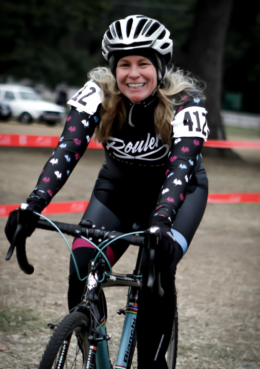 Kimmi Clements ready to slay 'em. Photo by Rhea Aldridge.